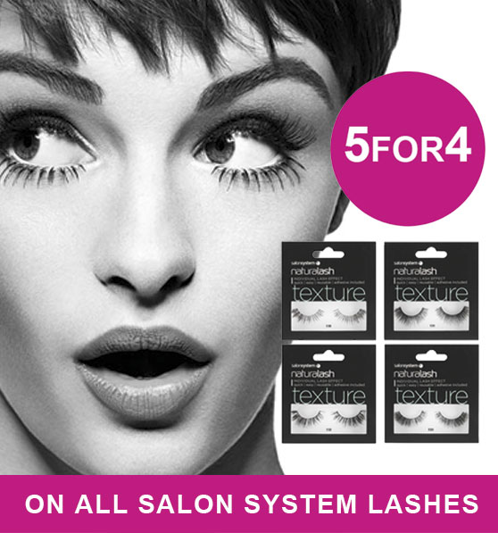 SALON SYSTEM LASHES