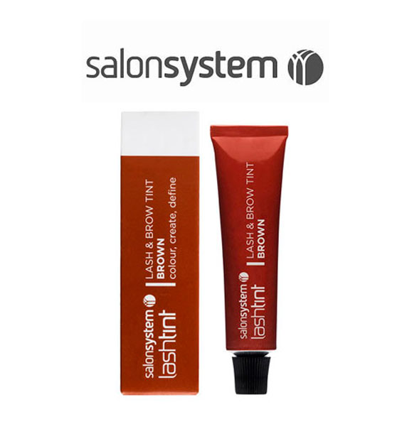 SALON SYSTEM BROWN TINT