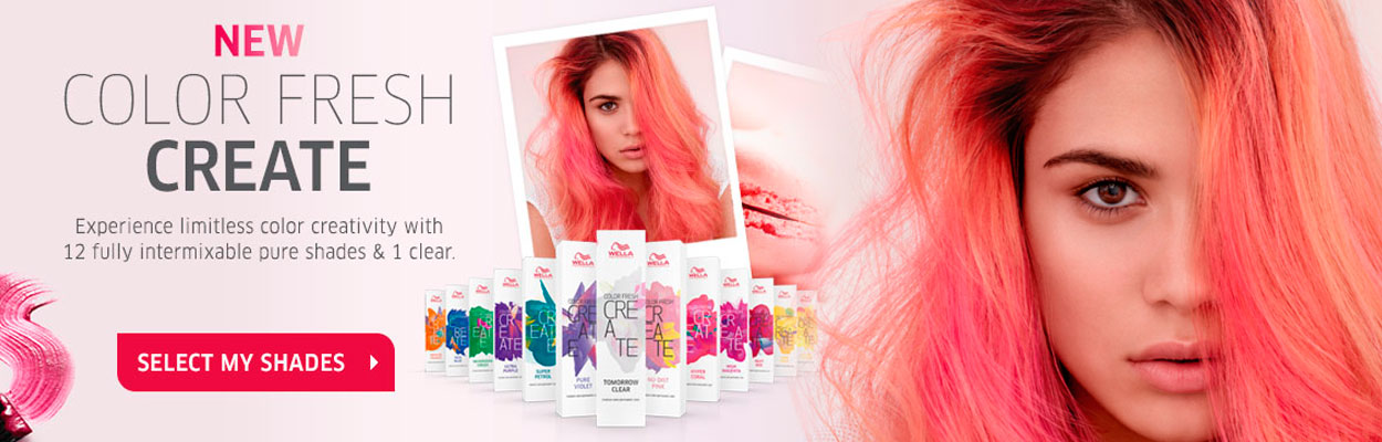 WELLA COLOR FRESH CREATE